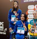 В копилке запорожцев уже четыре медали Паралимпийских Игр