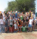 23-й Кубок Хортицы по триатлону собрал в Запорожье более 200 спортсменов