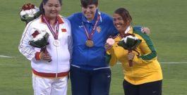 Мария Помазан принесла Запорожью пятую медаль Паралимпийских Игр