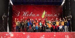 Запорожцы начали новый год «Трезвой пробежкой» (видео)