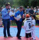 Антон Карнаух: «На «Ярмарке спорта» было очень много людей, мы довольны!»