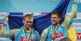 Максим Долгов – чемпион Европы по прыжкам в воду