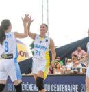 Бердянская стритболистка завоевала бронзу чемпионата мира