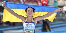 Запорожская легкоатлетка завоевала два золота чемпионата Европы