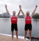 Запорожские ветераны гребли завоевали четыре медали на чемпионате мира