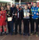 Команда запорожских боксеров стала второй на чемпионате Украины
