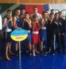 Молоді запорізькі боксери блискуче виступили на всеукраїнських змаганнях