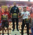 Запорожские кикбоксеры завоевали три золота на чемпионате мира