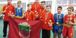 Запорожцы показали высокий результат на финале Кубка Украины по ушу саньшоу