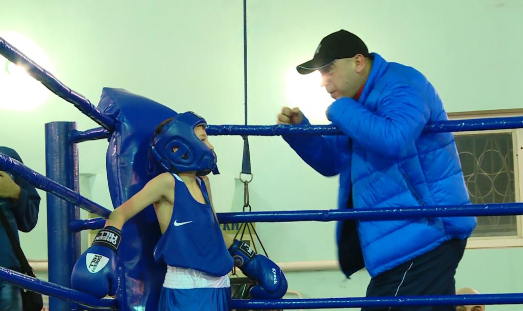 В Запорожье стартовали масштабные юношеские соревнования по боксу