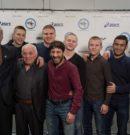 Молодых запорожских борцов отметили по итогам года