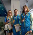 Запорожские прыгуны в воду успешно выступили на командном чемпионате страны