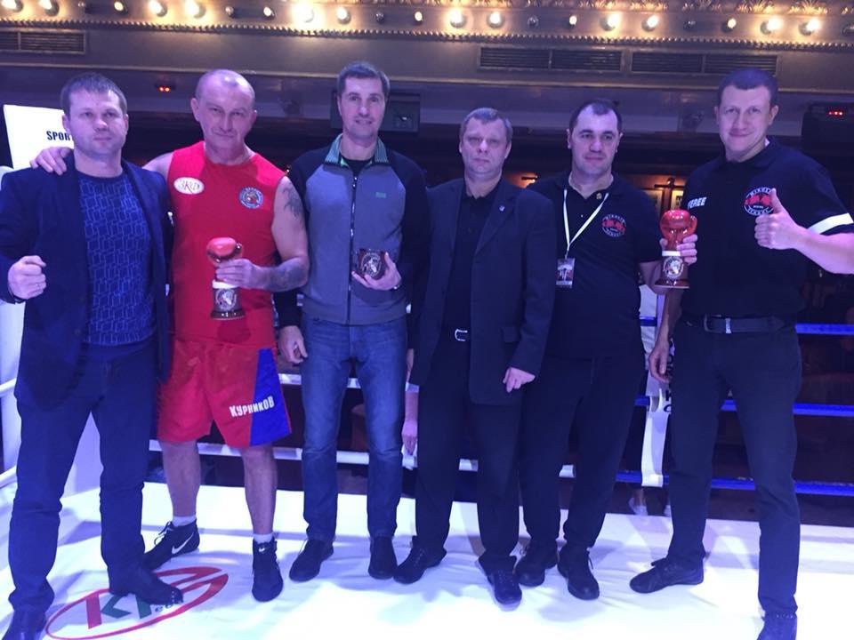 Запорожские боксеры стали вторыми на турнире «белых воротничков» (ФОТО)